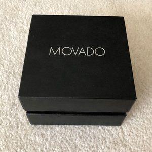 Movado watch case holder
